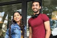 Abhishek Verma and Niti Taylor