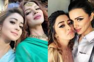 An emotional goodbye from Tinaa to Aashka on &TV's Daayan