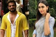 Karan Patel and Krystle D'scouza and Rahul Sharma!