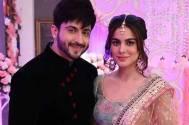 Karan and Preeta in Zee TV's Kundali Bhagya