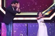 Javed Ali finds his Dance Ustadini on Superstar Singer