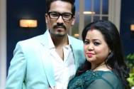 Bharti Singh and Haarsh Limbachiyaa
