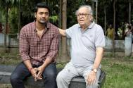 Dev feels blessed to share space with Soumitra Chatterjee