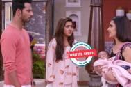 Tujhse Hai Raabta: Malhar rescues Moksh, Sampada and Kalyani