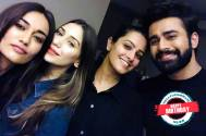 THIS is how Karishma Tanna, Anita Hassanandani, and Surbhi Jyoti made Pearl V Puri's birthday SPECIAL!