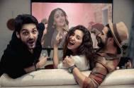 Karan Wahi, Asha Negi, and Rithvik Dhanjani's special day out
