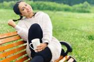 THIS is how Hina Khan spreads positivity