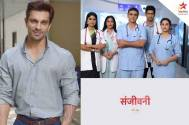 Karan Singh Grover gives an epic reaction to Surbhi Chandna starrer Sanjivani 2 teaser