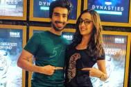 Sanaya Irani and hubby Mohit Sehgal