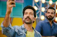 Nakuul Mehta wraps up shoot of THIS show
