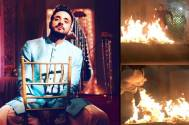 Adnan Khan injures himself on the sets of Ishq Subaan Allah