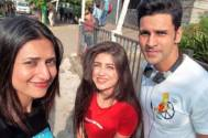 Divyanka Tripathi, Vivek Dahiya and Aditi Bhatia had a REUNION