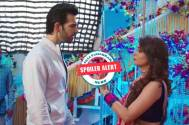 Pooja creates havoc in Dr. Rohit and Sonakshi's love life in Kahaan Hum Kahaan Tum