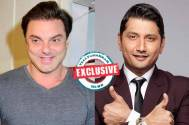 Sohail Khan and Marzi Pestonji