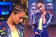 Must Check: Erica Fernandes flaunts a funky hairdo
