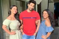Udann actors Sai Deodhar, Meera Deosthale, and Vijayendra Kumeria
