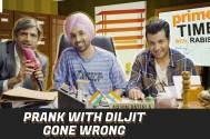 Diljit Dosanjh and Varun Sharma's amusing encounter with TSP's Rabish Kumar will leave you in splits