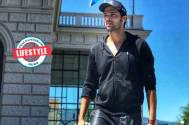 Parth Samthaan finds 'LOVE' in Spain!