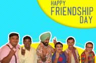 Cast Of Taarak Mehta Ka Ooltah Chashmah Celebrates Friendship Day
