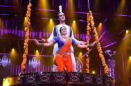 Marathi flavour to the stage! Aly and Natasha put up a special laavni act on Nach Baliye 9