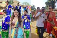 Shamita Shetty and brother-in-law Raj Kundra come together for a Punjabi music video 'Teri Maa'