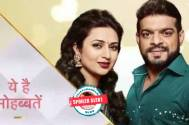 Arijit questions Ishita about Raman in Yeh Hai Mohabbatein