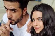 Nach Baliye 9: Aly Goni's ex-Natasa Stankovic gets caught stealing THIS on set