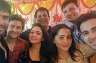 Yeh Un Dinon Ki Baat Hai cast enjoys wrap-up party