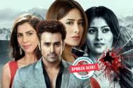 Pragati calls Raghbir gold digger; exposes Malhotra's past secrets in Bepanah Pyaar
