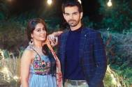 Kahaan Hum Kahaan Tum's Dipika Kakar and Karan V Grover are in fun mode, check video