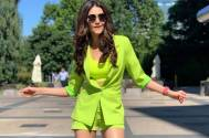 Khatron Ke Khiladi's Karishma Tanna makes a stylish splash in Bulgaria