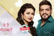 Verbal spat between Karan and Ishita over the real Raman in Yeh Hai Mohabbatein