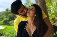 Charu Asopa and Rajeev Sen off to their honeymoon