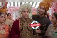 Kunal in a dilemma at the mandap in Yeh Rishtey Hai Pyaar Ke