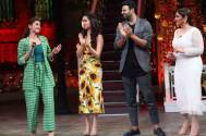 The Kapil Sharma Show: Dhvani Bhanushali performs Psycho Saiyaan at the show