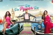 Kick-start the pre-festive line up with the World Television Premiere of De De Pyaar De this