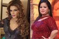 Khatra Khatra Khatra: Rakhi Sawant's BOLD attire ANNOYS Bharti Singh