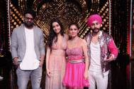 Shraddha Arya and Alam Makkar have a fan moment with Prabhas and Shraddha Kapoor on Nach Baliye 9