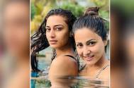 Erica Fernandes makes Hina Khan