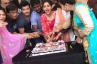 Team Patiala Babes celebrates as the show completes 200 episodes