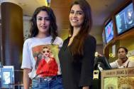 Check out Surbhi Chandna's sweet wish for 'gossip partner' Sayantani Ghosh