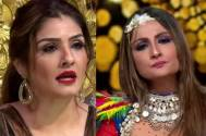 Raveena Tandon and Urvashi Dholakia get into a heated argument; check the PROMO