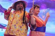 Mrs. and Mr. Hathi's Japanese avatar in SAB TV's Taarak Mehta Ka Ooltah Chashmah