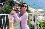 Sanaya Irani and Mohit Sehgal do their makeup together; set major COUPLE GOALS