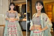 Look who paid a SURPRISE VISIT to Shivangi Joshi on the sets of Yeh Rishta Kya Kehlata Hai!