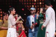 When Karan Patel paid a surprise visit to Anita Hassanandani and Rohit Reddy on Nach Baliye 9 sets