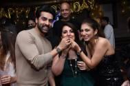 Love, dance and chocolate! Here's what made Munisha Khatwani's party perfect!