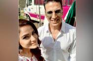 THIS Dil Hi Toh Hai actress shoots with Akshay Kumar