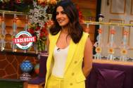 Desi girl Priyanka Chopra in Sony TV's The Kapil Sharma Show