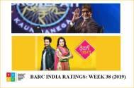 BARC India Ratings: Kundali Bhagya, Yeh Rishta, and KBC rule the charts!